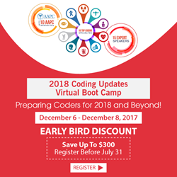 Coding Updates Virtual Boot Camp 2018