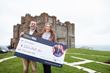 John and Irina Mappin At Camelot Castle - With £110,767 Winnings.