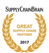 MEBC Nominated as Great Supply Chain Partner - Third Consecutive Year