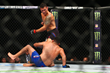 Monster Energy's Chris 'The All American' Weidman Chokes Out Kelvin Gastelum  At UFC on Fox 25