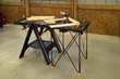 Sidekicks can be joined via Link-Lock with one or more WORX Pegasus™ Worktables.