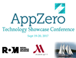 AppZero Announces Final Dates For The Inaugural Toronto User Conference