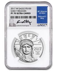 2017 Platinum American Eagle