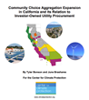 New Report Examines Rising Private Utility Fees for Californians as Customers Migrate to Community Choice Energy