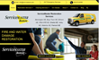 Proceed Innovative Develops New Website for ServiceMaster Restoration Services in Omaha, NE to Build Online Presence and Search Traffic