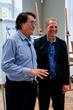 Robert Kiyosaki and Tom Wheelwright teach financial education