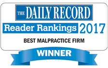 #1 in Medical Malpractice Firm in Baltimore