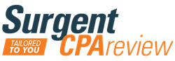 Surgent CPA Review CPA Exam Prep