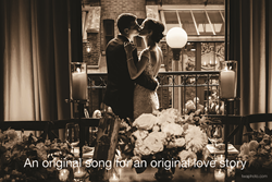 Custom written love songs by Wedding Guide Chicago and Songfinch