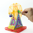 Ferris Wheel made with 3Dmate Design Mat and 3d pen.