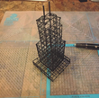 Quick Architectural 3D sketch of Sears Tower made with 3Dmate Design Mat