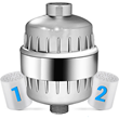 CaptainEco Brought to you the Advanced Shower Filter with 2 10-Stage replacement Cartridges on the most trusted ecommerce platform Amazon.com