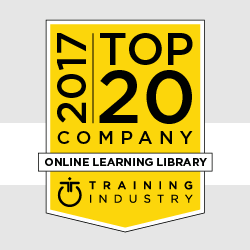 Prositions, a 2017 Top 20 Online Learning Library Company