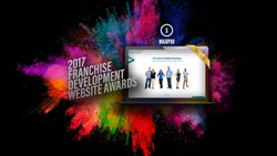 MaidPro Franchise Development Website Awards