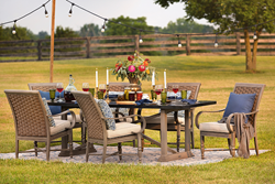 Casual Living Worldwide, Inc. (dba Casual Living Brands) A Leading  Manufacturer Of Outdoor Furnishings, Has Launched A New Patio Furniture  Brand, Blue Oak™, ...