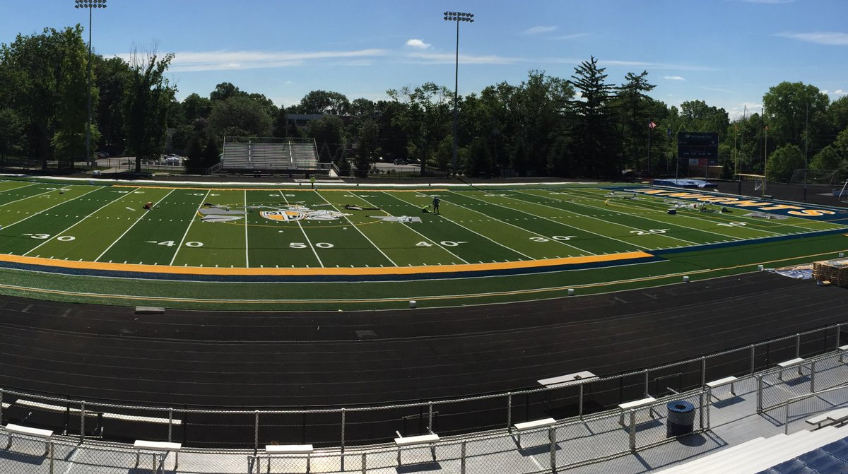 Marian University Installs Shaw Sports Turf Field