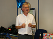 Brian Griffiths retires after 27 years' service