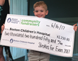 """Fourth Annual """"Strokes for Evan"""" Golf Tournament Scores Strong Turn Out in Quest to Help Boston Children's Hospital Patients in Need"""