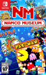 Namco Museum for Nintendo Switch—retro arcade games, anywhere, anytime