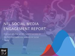 Rival IQ 2017 NFL Social Media Engagement Report