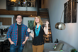 Ami Mariscal, Owner of Lift Your Business, and Matthew Manos, Owner at verynice design studio in Downtown Los Angeles in the Arts District