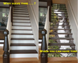 New Company RISERart Revolutionizes the DIY Model for Stairway Improvements