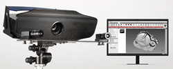 HDI Advance 3D scanning system with FlexScan3D software.