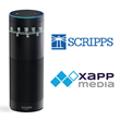 Scripps Selects XAPPmedia to Launch 34 Radio Stations on Amazon Alexa