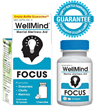 MediNatura Launches WellMind™ Mental Focus Tablets with 100% Money Back Guarantee