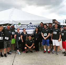 NutraScience Labs 2017 Marcum Workplace Challenge