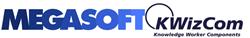 Megasoft and KWizCom logo