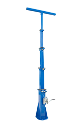 18' Four Stage Light Mast