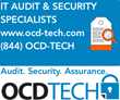 NIST 800-171 compliance specialists OCD Tech