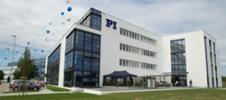 It's Open! New 100,000ft² Technology Center, Karlsruhe, Germany
