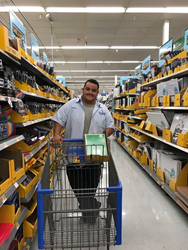 san diego plumber participates in back to school supply drive