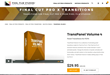 Pixel Film Studios Releases TransPanel Volume 4 for Final Cut Pro X