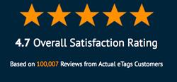 eTags Reviews