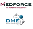 DME Providers Gain Affordable Productivity with Medforce Technologies and DME Data Solutions Integration
