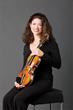 violinist Melissa Kleinbart