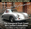 The Inaugural East Coast Air-Cooled Porsche Celebration