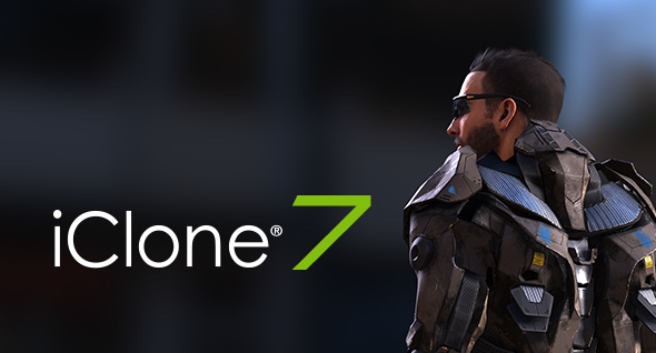 Reallusion Showcases Real-Time Face and Body Mocap for iClone 7 at