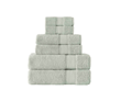 Grund America Sage Green Towels 6 pc.