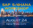 SAP, Dell EMC and Auritas Announce New York City Workshop on SAP S/4HANA