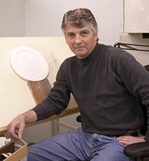 U.S. Mint Lead Sculptor Don Everhart