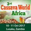 Commercial Potential for Cassava in Africa – Highlighted at CMT's 3rd Cassava World Africa