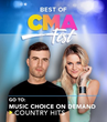 Music Choice and The Country Music Association Continue Partnership for the Fourth Year
