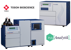 EcoSEC GPC Systems are available from Tosoh Bioscience and PolyAnalytik Inc in North America