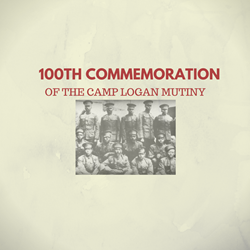 Camp Logan Mutiny Commemoration