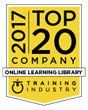 eLearning Brothers named Top 20 Learning Library by Training  Industry