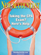 """NEW ACCOUNTANT's Current Issue Explores """"Taking the CPA Exam? Here's Help."""""""